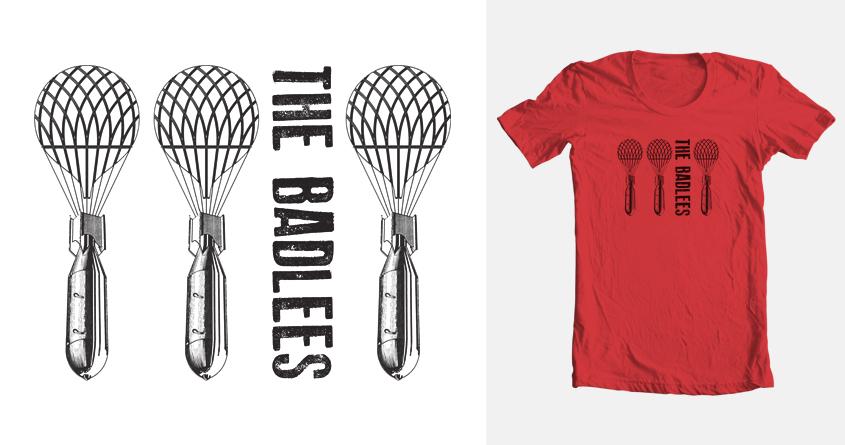 The Badlees - TShirt