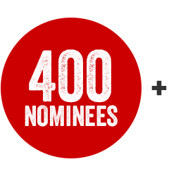 400 Nominees