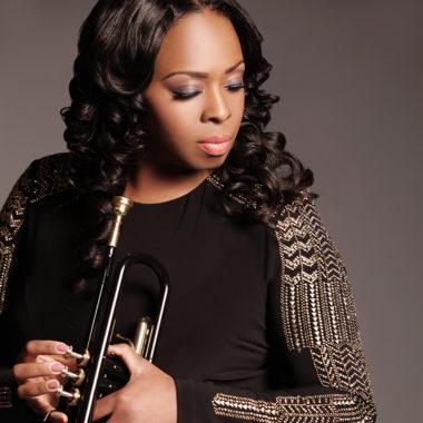 Syreeta Thompson Trumpetlady